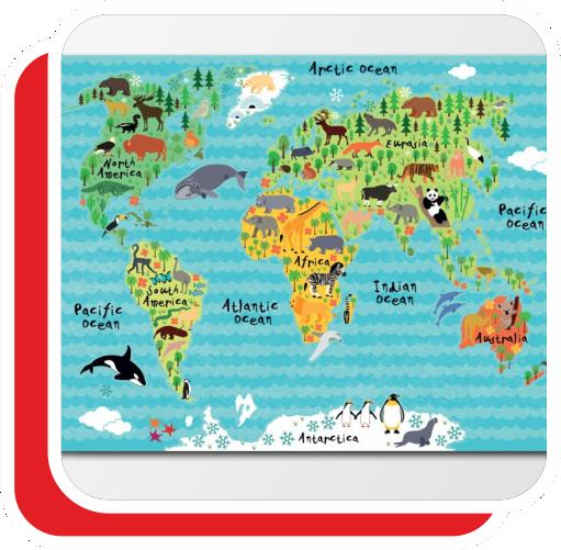 Dünya siyasi ve coğrafi haritası, Türkiye siyasi, coğrafi ve fiziki haritası